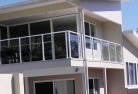 Upper NatoneAluminium railings 100