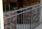 Upper NatoneAluminium railings 163