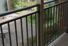 Upper NatoneAluminium railings 164