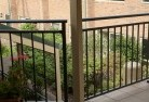 Upper NatoneAluminium railings 165