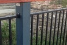Upper NatoneAluminium railings 6